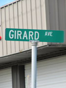 Street Name Sign