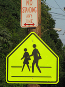School Crossing Old Version