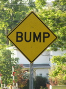 Bump Warning
