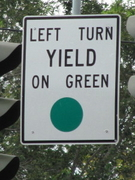 Yield on Green